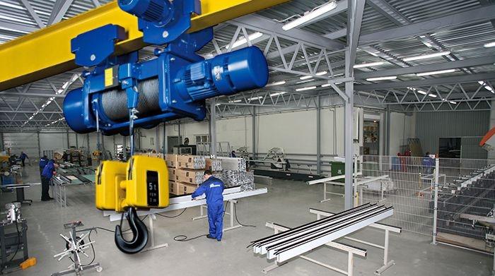 Подъемно-транспортное оборудование для складов