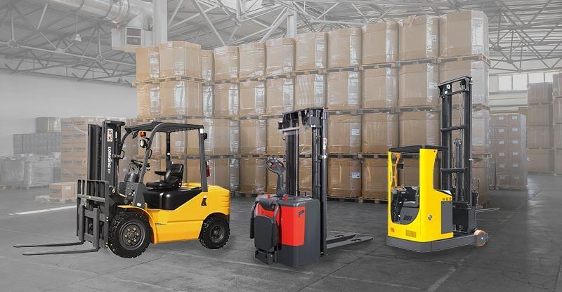 Какое базовое оборудование должно быть в наличии на складе?